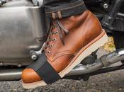 Arrêtez d'abîmer chaussures moto