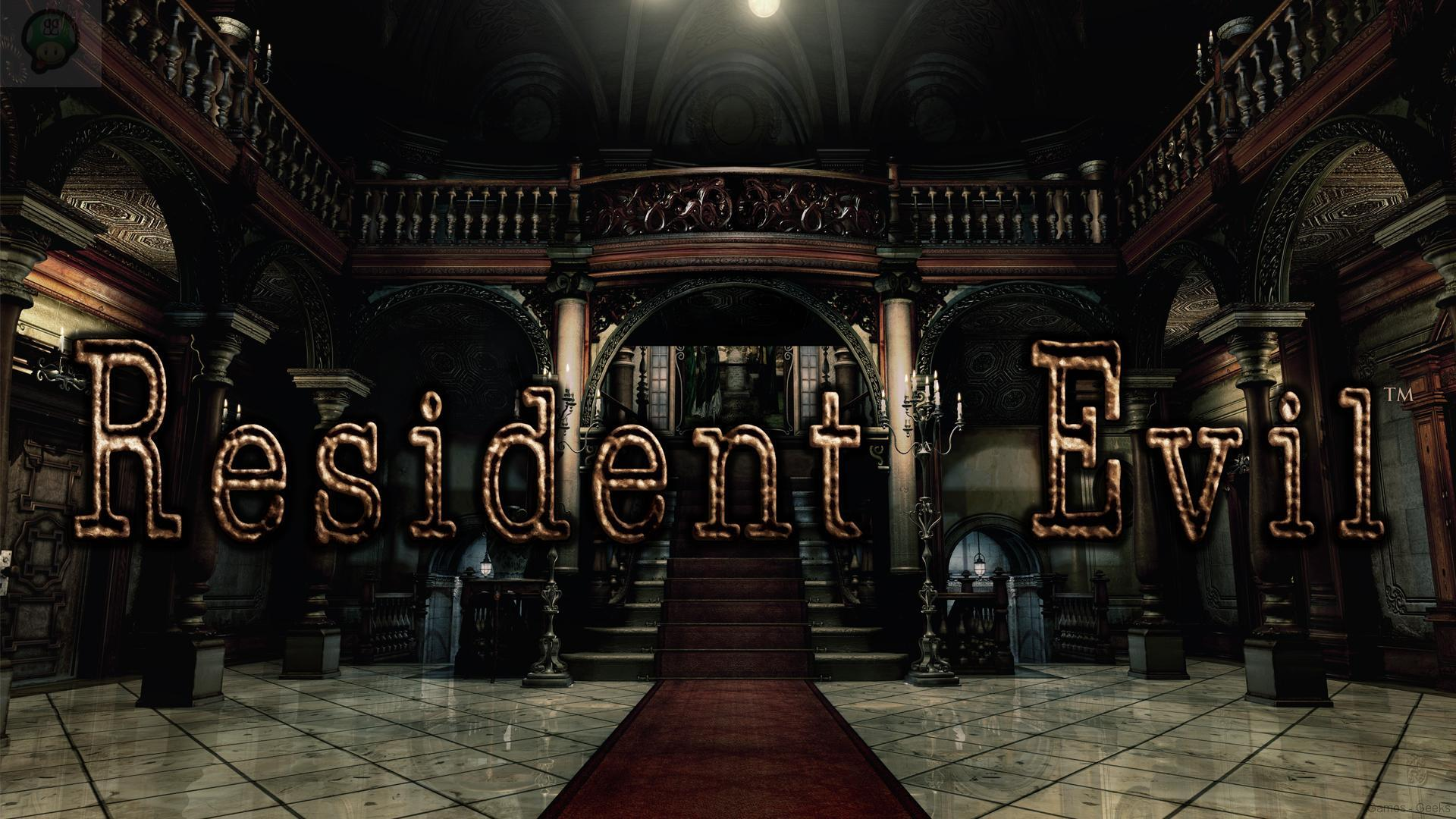 Test- Resident Evil HD PS4