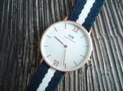 Grace Glasgow chic suédois Daniel Wellington