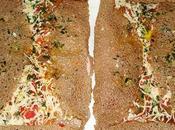 Galette sarrasin jambon, tomate, fromage, champignons [#chandeleur #mardigras]