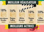 César 2015 3ème édition l'infographie Blue