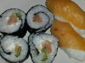 Makis saumon fumé avocat avec recette sushis fait maison
