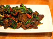 B130B Boeuf épicé sauté menthe poivre Sichuan