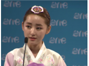 Corée Nord discours Yeonmi