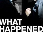 "Georges Bush, ""What happened"", titre-livre comico-tragique..."