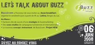 Parlez vous Buzz ??!