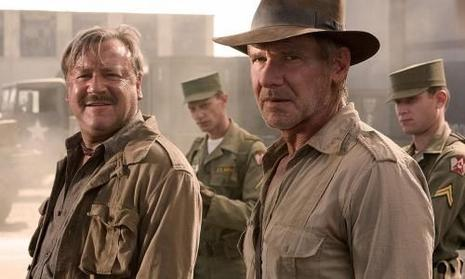 Ray Winstone & Harrison Ford
