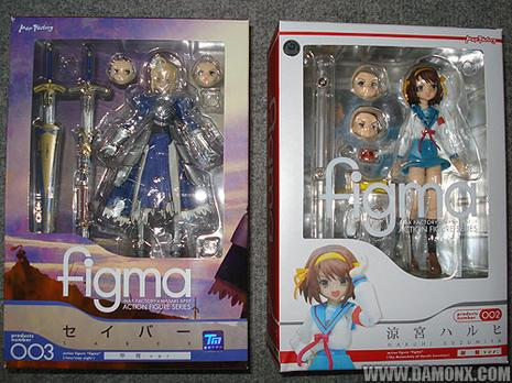 Figurines Figma Max Factory