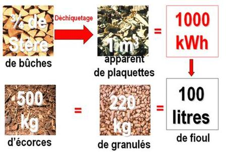 Chauffage : Bois, Mazout, ou Electricité ?