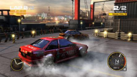 Race Driver Grid  sur Playstation 3