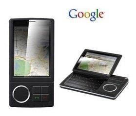 Google Android sur un HTC Dream