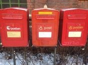Oslo Mail boxes