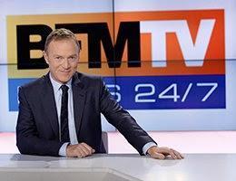 Interview de Arash Derambarsh (élu à Courbevoie) sur BFM TV chez Christophe Hondelatte