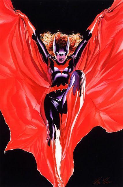 Batwoman par Alex Ross