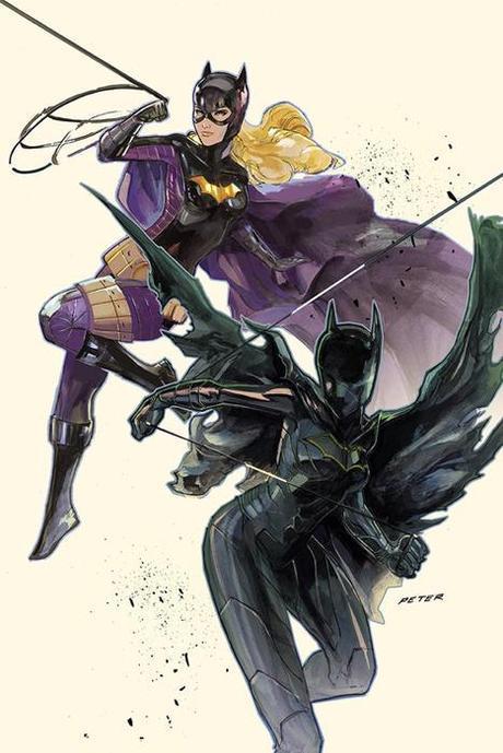 Batgirls par Peter V Nguyen