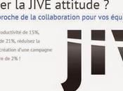 #Jive nouveau réseau social interne d'Orange