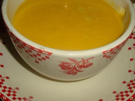soupe aux 5 légumes  soupe & co moulinex