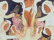 Crucifixion cinq artistes haïtiens