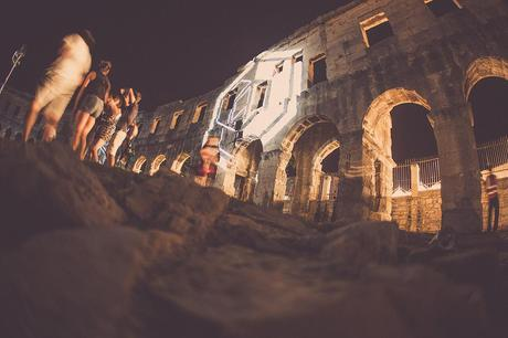 Dimensions Festival amphitheatre 2014 - Credit Dan Medhurst 1