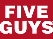 Five Guys arrive enfin France
