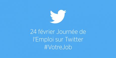 Le numérique, créateur d'emploi ? Twitter s'y emploie...
