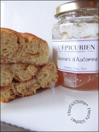 brioche spirales beurre cacahuète   (2)