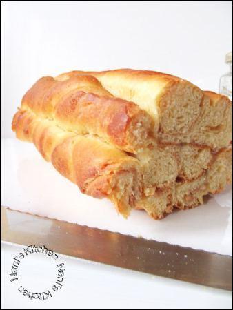brioche spirales beurre cacahuète   (3)
