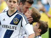 Arsenal fait quartier Brooklyn Beckham