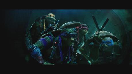 Teenage Mutant Ninja Turtles Screenshot 2 [TEST] Bluray Ninja Turtles
