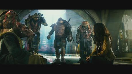 Teenage Mutant Ninja Turtles Screenshot 3 [TEST] Bluray Ninja Turtles