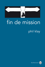 Fin de mission de Phil Klay