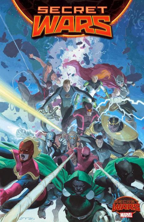 SECRET WARS : COMPTE A REBOURS