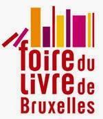 Nadine Monfils fait la Foire du Livre de Bruxelles