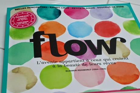 le magazine FLOW , un cocon de douceurs