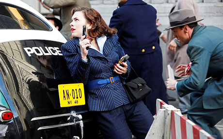 Audiences US Mardi 24/02 : Agent Carter s'achève au plus bas !