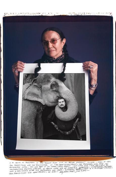 elephant man + Mary