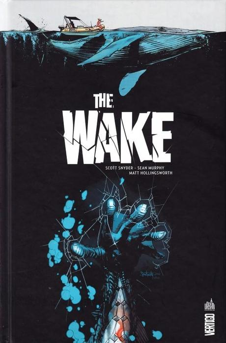 Comics express : the Wake, Sidekick, Black Science
