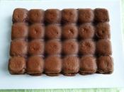 moelleux diététique hyperprotéiné chocolat praliné avec psyllium sucralose (sans beurre jaune d'oeuf sucre ajoutés)
