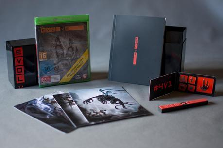 EvilRedfield Evolve 1 [UNBOXING] Press Kit Evolve