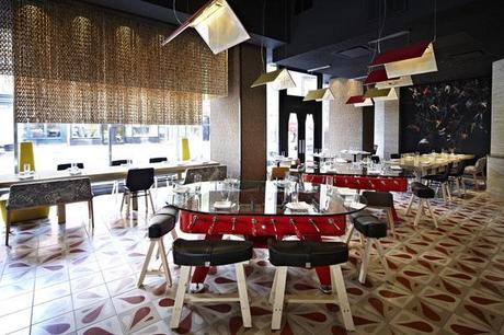 Jaleo Tapas Bar by Jose Andres