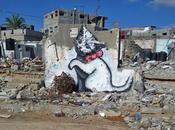 Banksy réalise documentaire dans Gaza