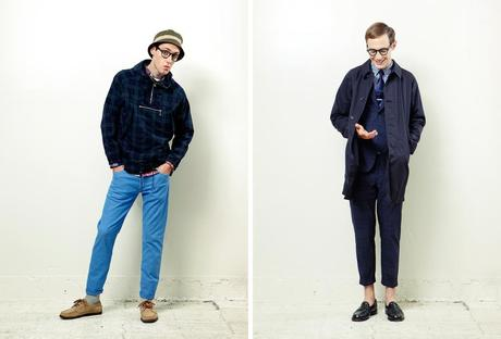BEAMS PLUS – S/S 2015 COLLECTION LOOKBOOK