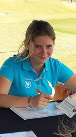 Interview de Mathilde Claisse: Championne de France de golf benjamines