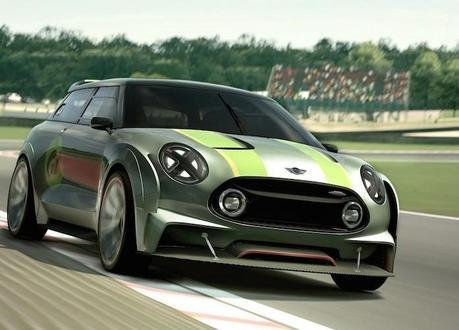 Mini Clubman Vision GT x Gran Turismo 6