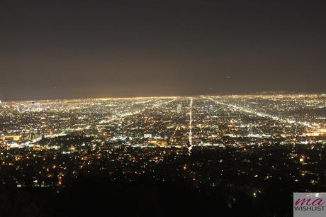 griffith observatoire los angeles