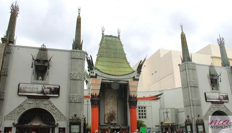 chinese theater los angeles