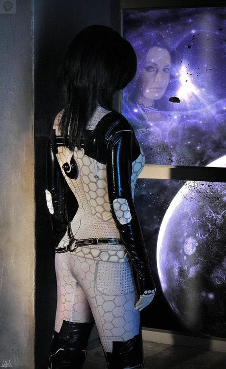 stars and oceans    by hannuki d76fwqj Cosplay   Mass Effect   Miranda #60  mass effect Cosplay