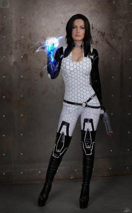 angry miri  d by hannuki d76gau1 Cosplay   Mass Effect   Miranda #60  mass effect Cosplay