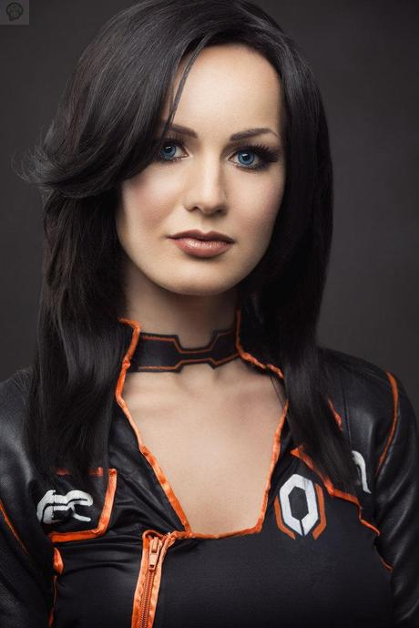 miranda by hannuki d7hd5f3 Cosplay   Mass Effect   Miranda #60  mass effect Cosplay