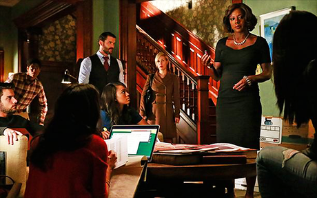 Audiences US Jeudi 26/02 : How to Get Away With Murder en baisse pour son final !